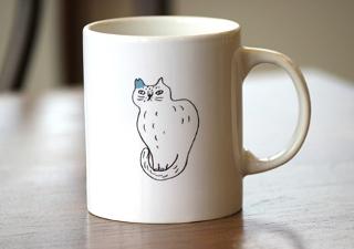 オリジナルマグカップ ちょこっ