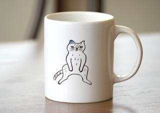 オリジナルマグカップ だらーん